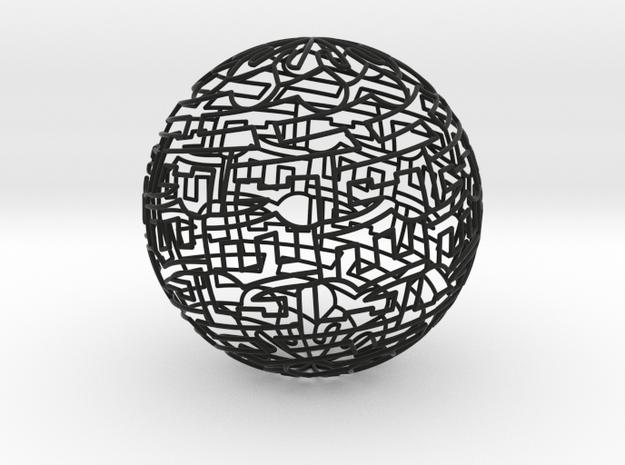 """""""Sphere"""" Sphere 3d printed"""