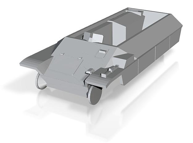 Katzchen APC hull only 3d printed