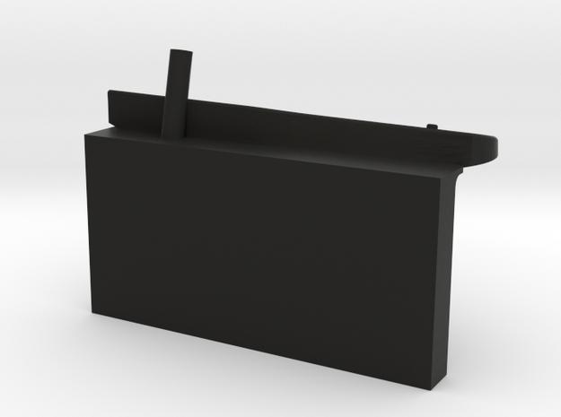 MG-TD dashboard 3d printed
