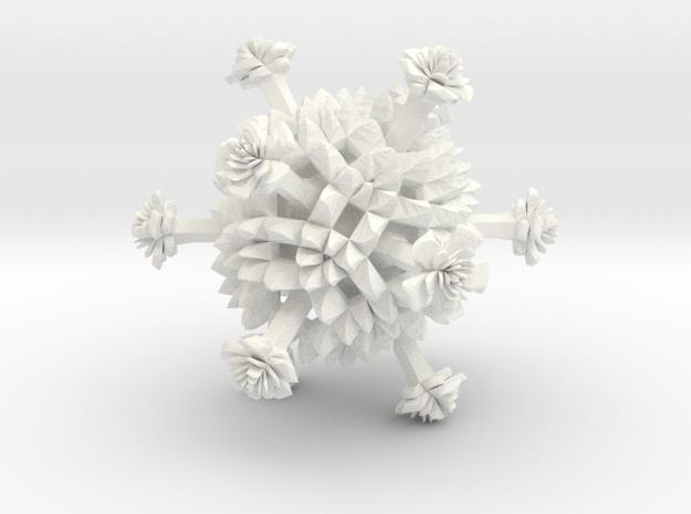 Cauli star 3d printed