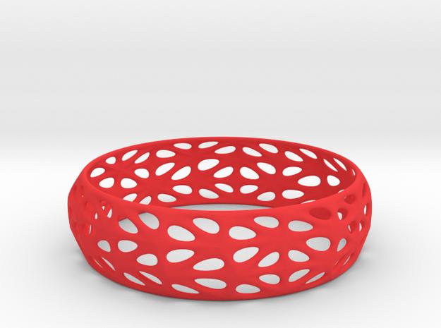 Randomquads Bracelet 3d printed