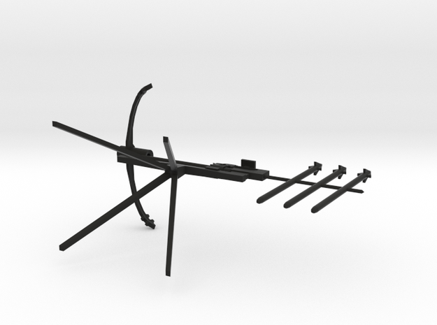Crossbow resized 3d printed