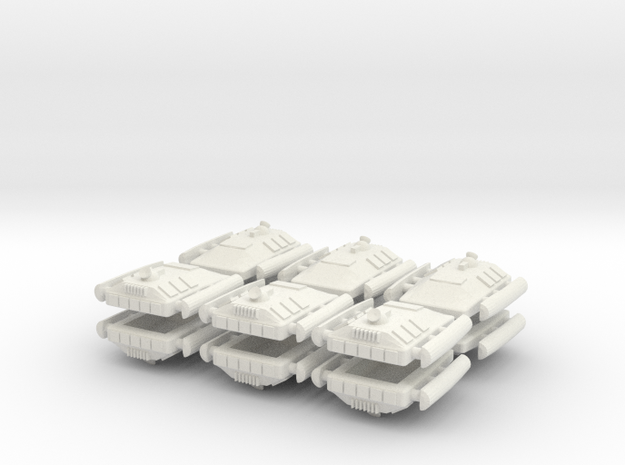 2 APC x12 3d printed