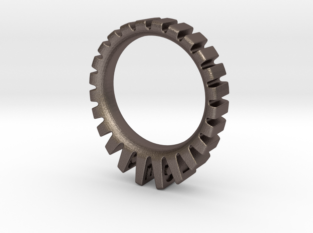 Sun Sprocket Heavy in Stainless Steel