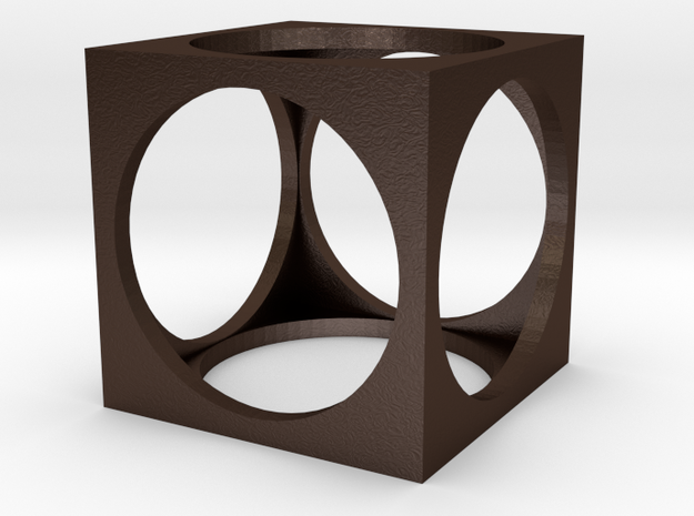 Ring - Cube 3d printed