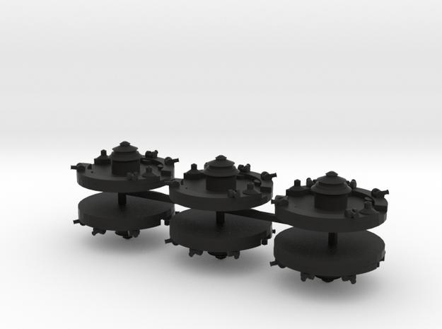 5-Fort x6 3d printed