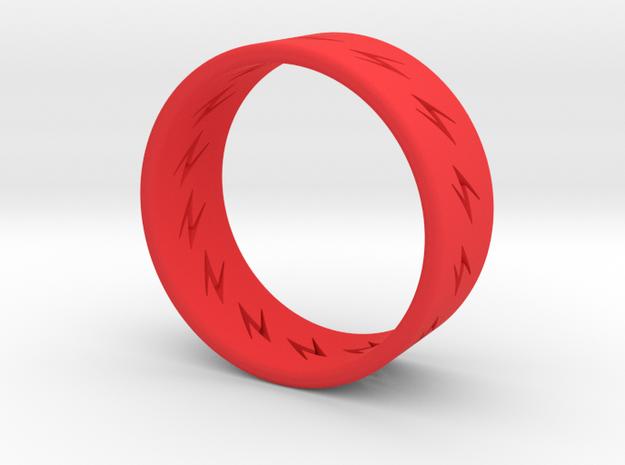 lightning ring 3d printed