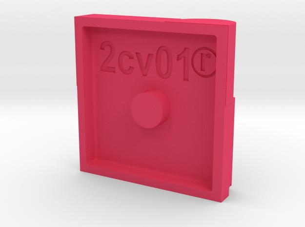 kofferset 1:43 schaal 3d printed