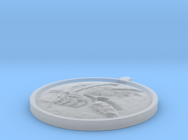 BeeGlyph1 3d printed
