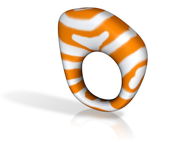 Pesce Pagliaccio Ring 16 mm 3d printed