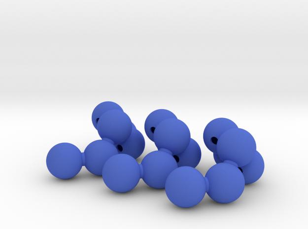 Xmas Octahedron Puzzle 3d printed