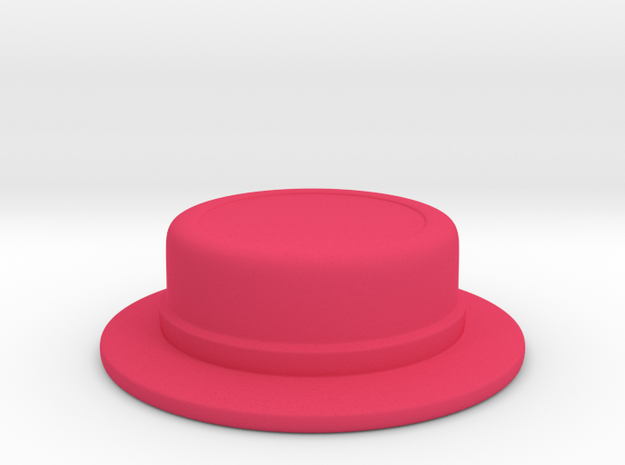 Straw Boater (tbn) 3d printed