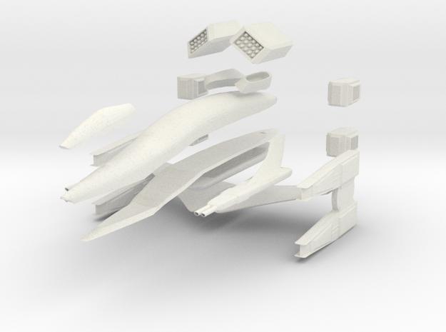 Havok 1/72 in White Strong & Flexible