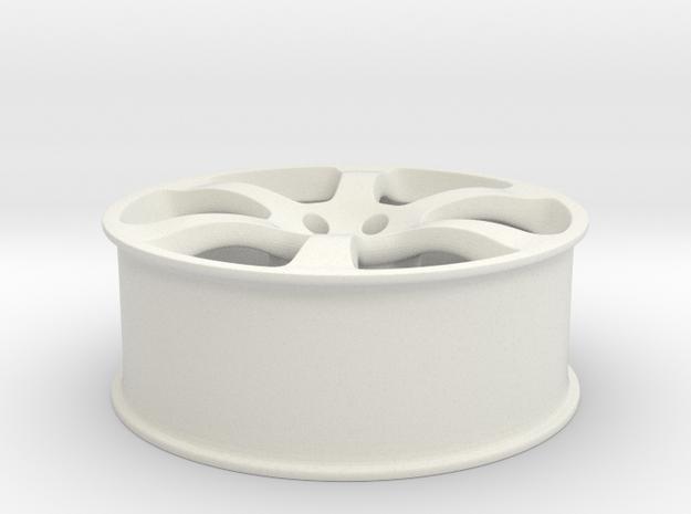 vanne 3d printed