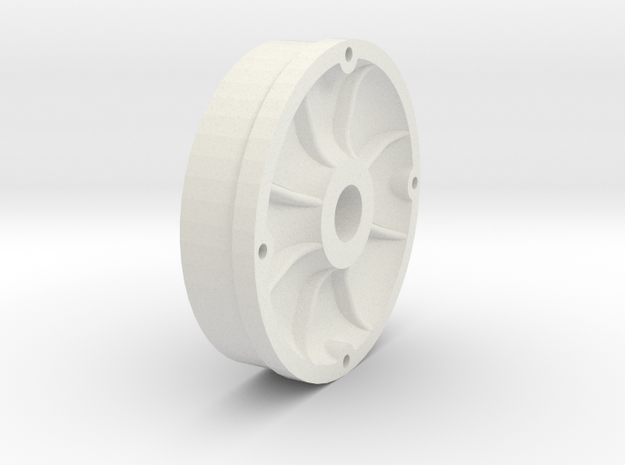 9935 wheel center 9625 3d printed