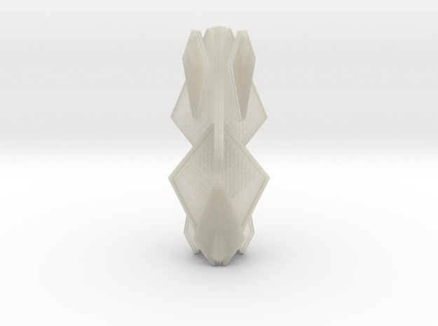 THOLIAN STAR BASE 3d printed