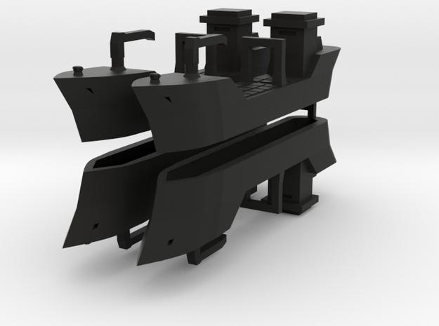 9-tender x4 3d printed