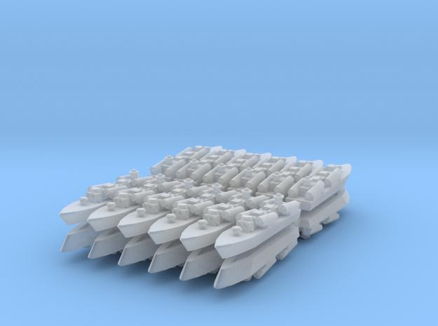 9-misBoat x24 3d printed