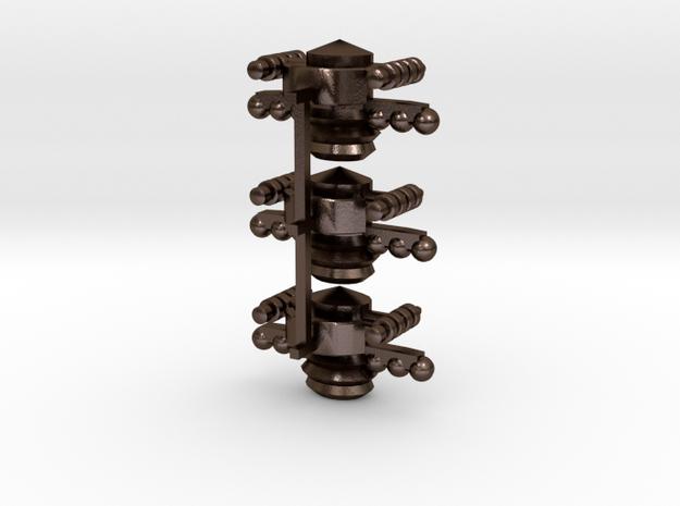 8 Satellite Type 2 x3 3d printed