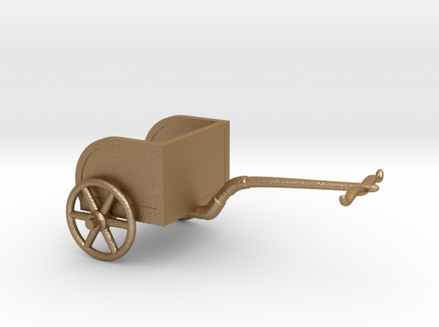 Hittite Heavy Chariot 3d printed