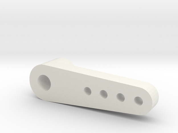 HAV-113_arm.stl in White Natural Versatile Plastic