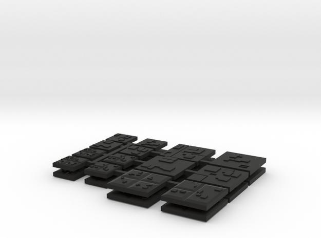 Modular Panels 3d printed