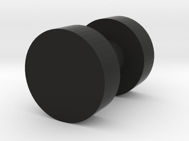 Jumpstarter Wheel 3d printed