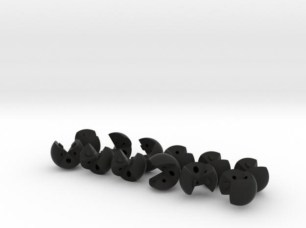 Peanut puzzle 2.5cm 3d printed