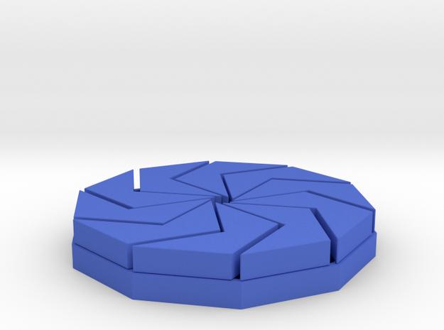 Pentalbi, small 3d printed