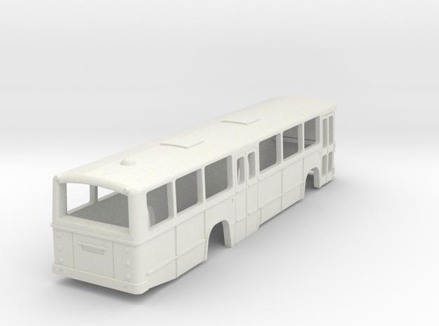 MB200 Streekbus 2 in White Natural Versatile Plastic