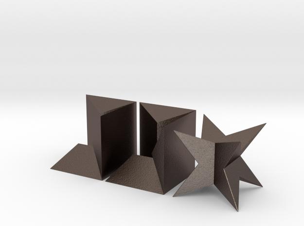 Jeannes Pentacube 3d printed