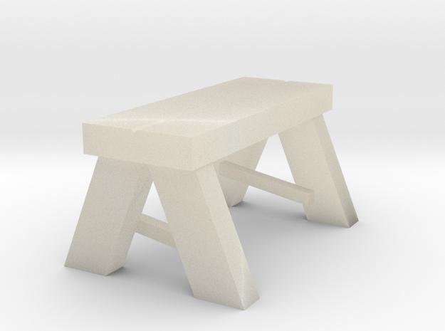 wooden_step 3d printed