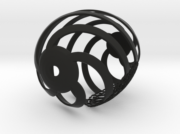 Easter Egg Spiral 5 3d printed