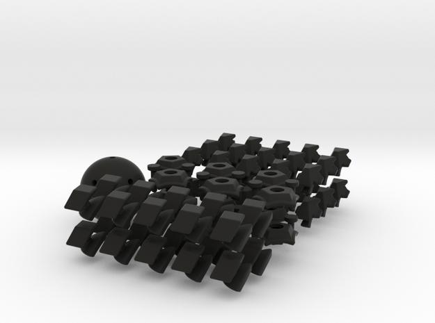 MiniMinx 3d printed