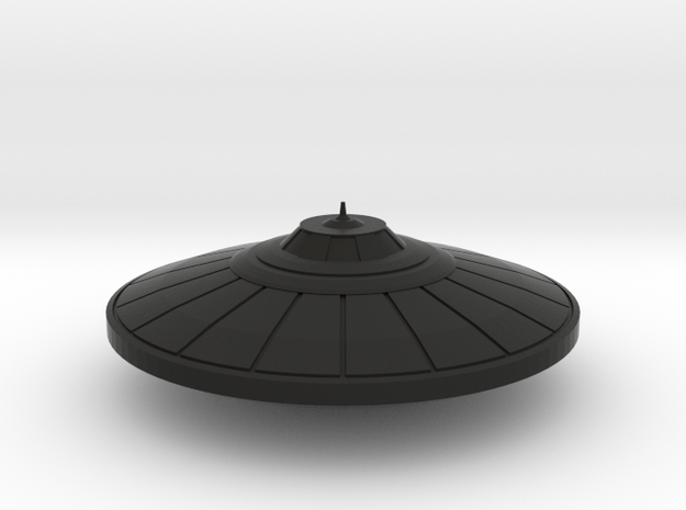 R-Rocket UFO 002 3d printed