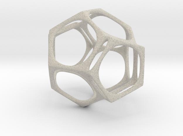 cube2 3d printed