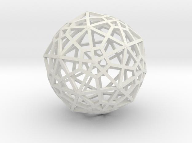 o10 in White Natural Versatile Plastic