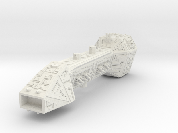 VA304 Furious Burn Battle Carrier 3d printed