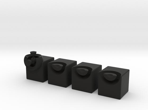 Minimis 2x2x1 (solid) 3d printed