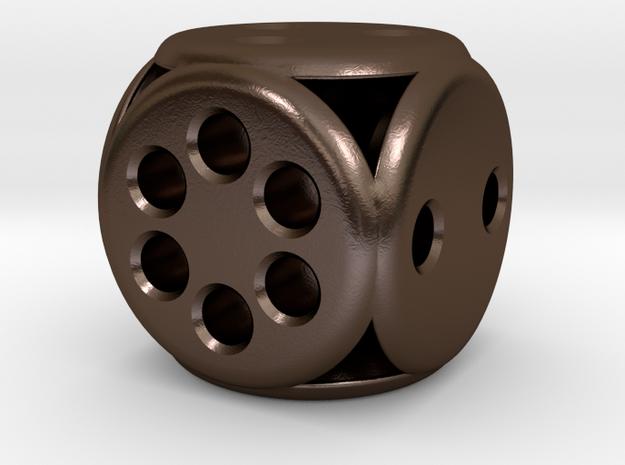 Roundie (2cm) 3d printed