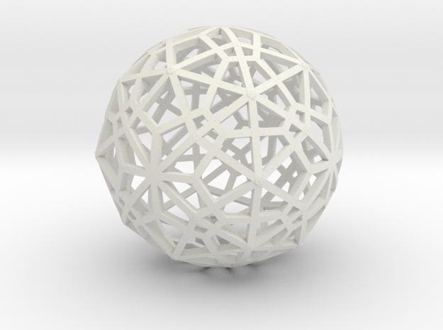 o12o in White Natural Versatile Plastic