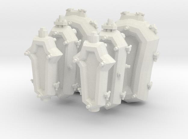 SP100A Stone Portal Battle Squadron Pack 3d printed