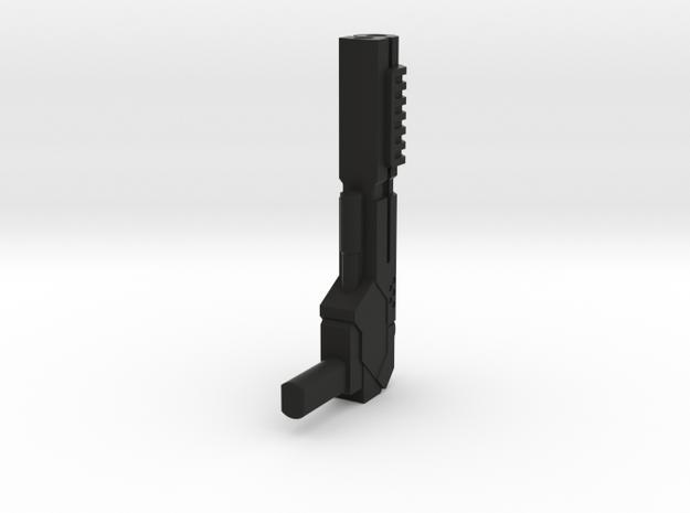 Wreckers gun 02 3d printed