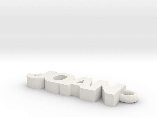 Name Pendant 3d printed