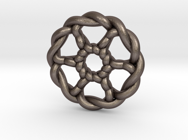 Celtic Knots 07 3d printed