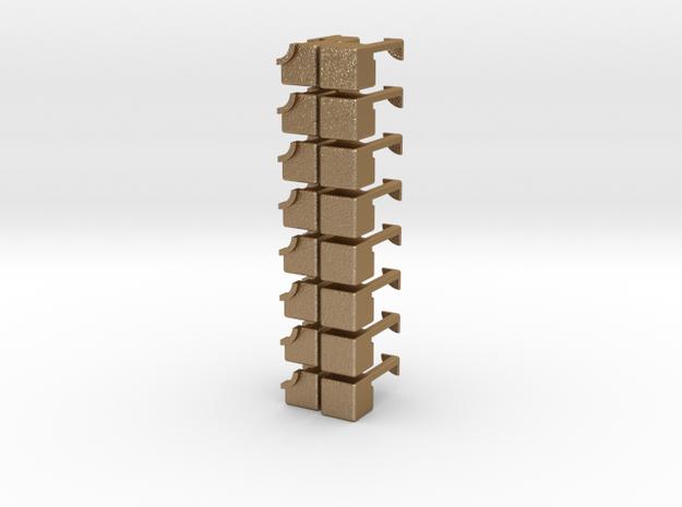 2x2x6 Rubiks Cube 3d printed
