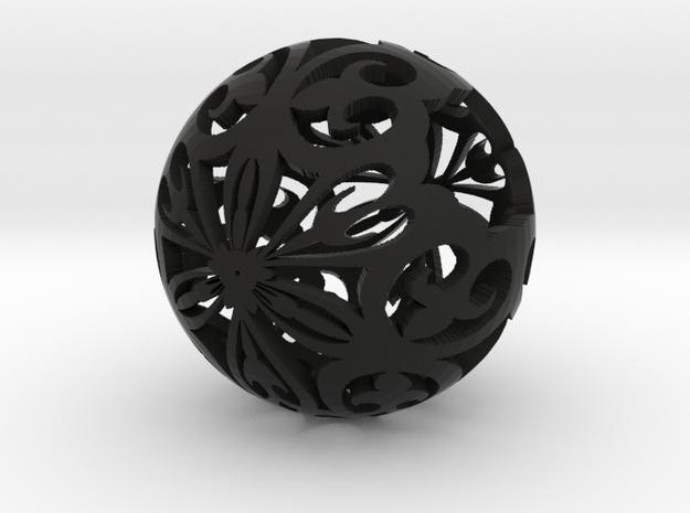 Moroccan Ball 7.1 3d printed