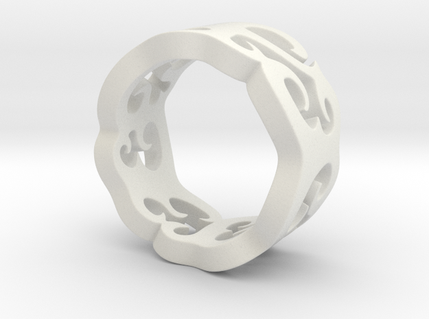 non polished 4 3d printed