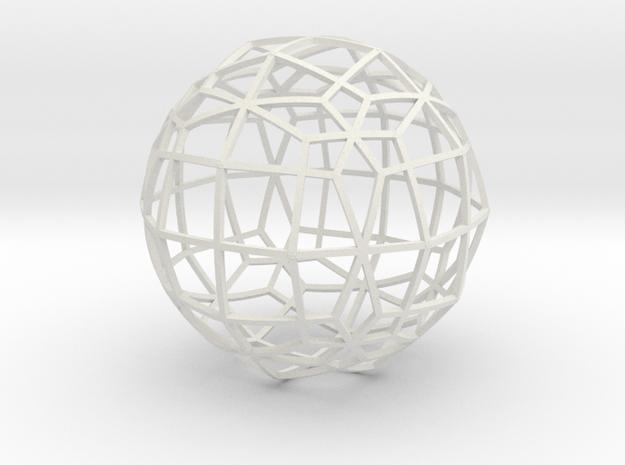 o10ii big thin in White Natural Versatile Plastic