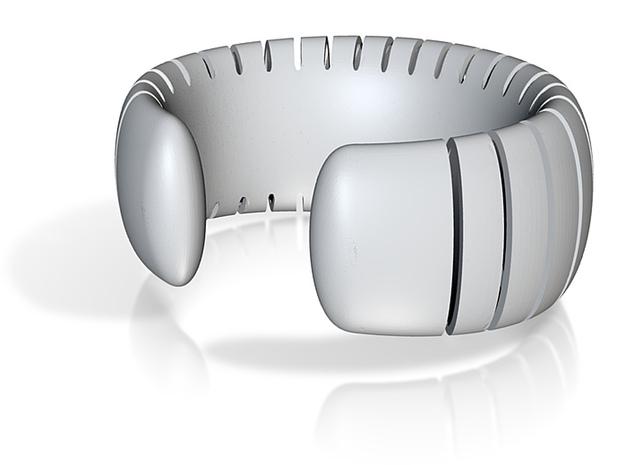 SNAKE Armband 3d printed